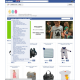 Pack Facebook PS Shop Tab + Ads and Slideshow