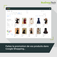 Google Merchant Center (Google Shopping + Actions))