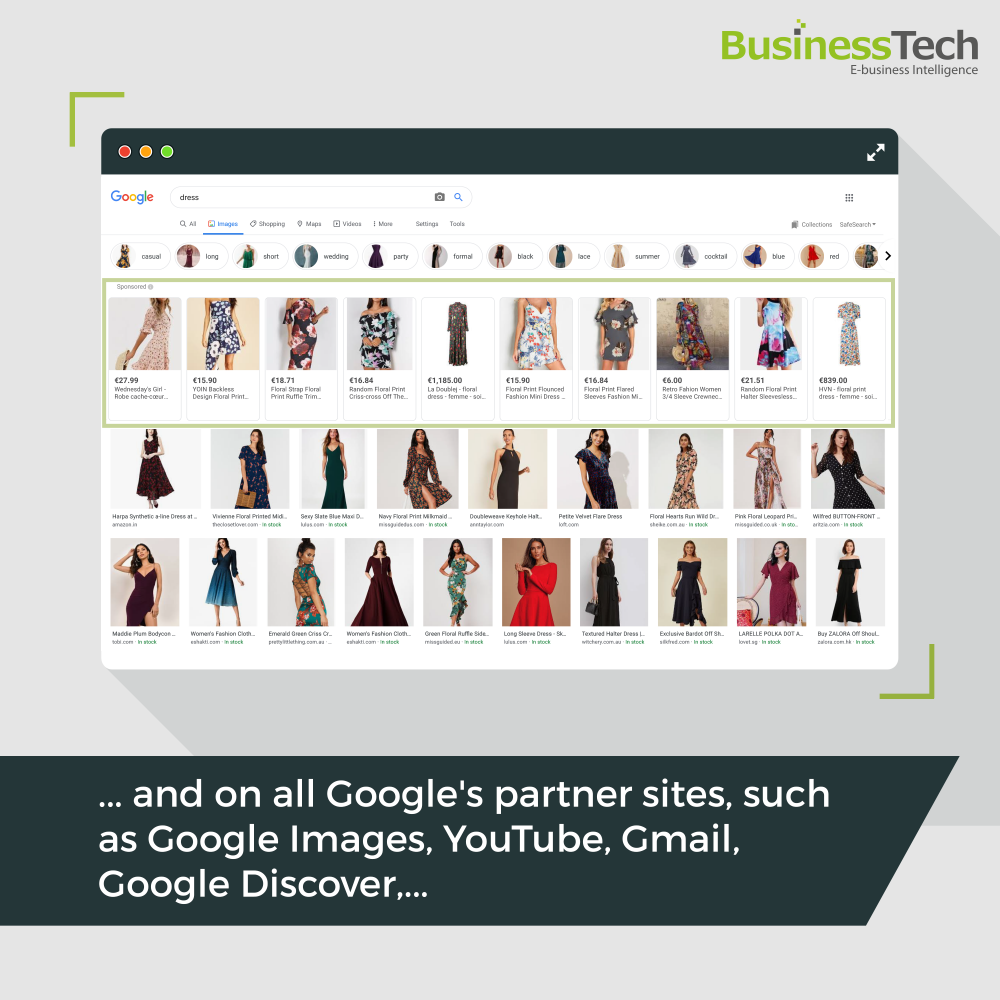 Google Merchant Center (Google Shopping + Actions)