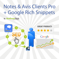 Customer Ratings & Reviews Pro + Google Rich Snippets