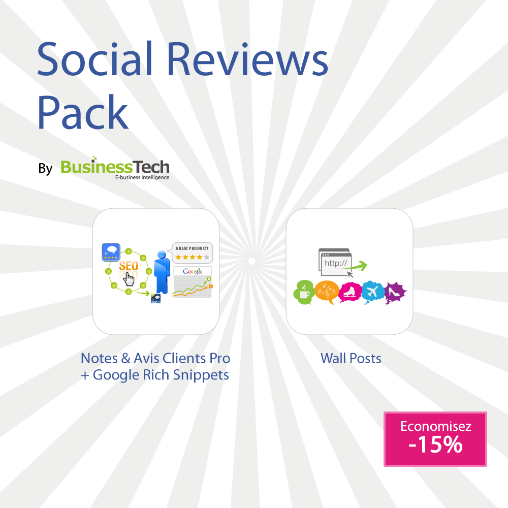 Pack Social Reviews