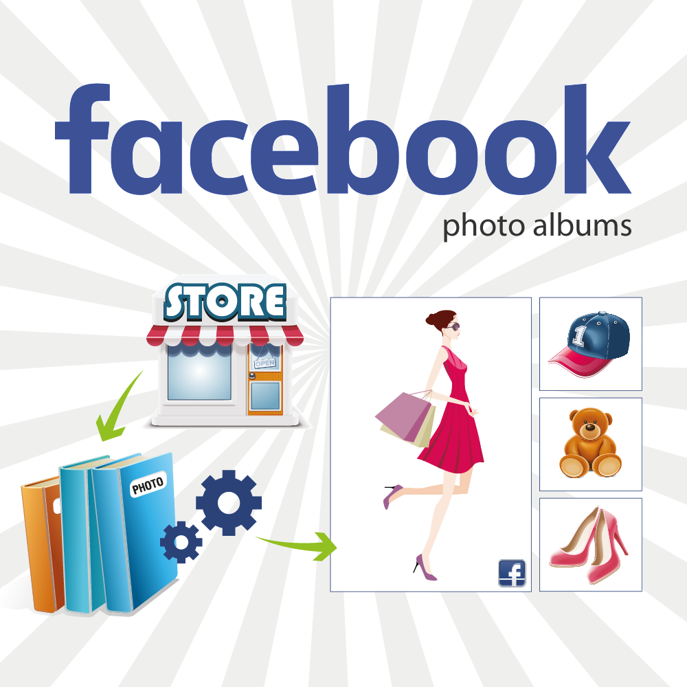 Facebook PS Photo Albums