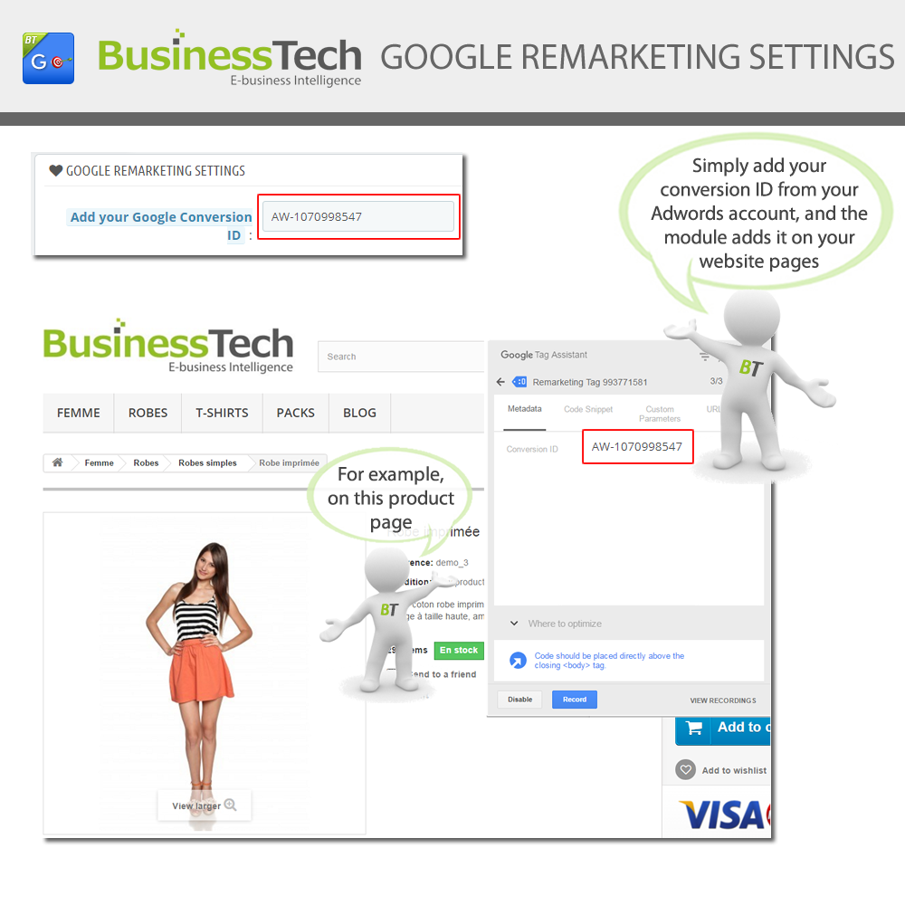 Google Dynamic Remarketing