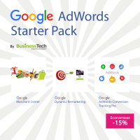 Pack Google AdWords Starter