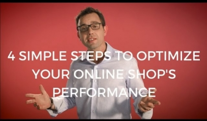 4 simple steps to optimize your online shop's performance